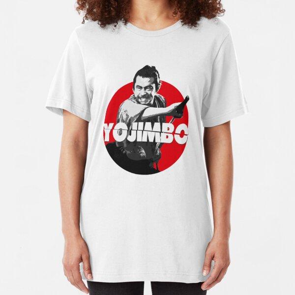 Yojimbo - Toshiro Mifune Slim Fit T-Shirt