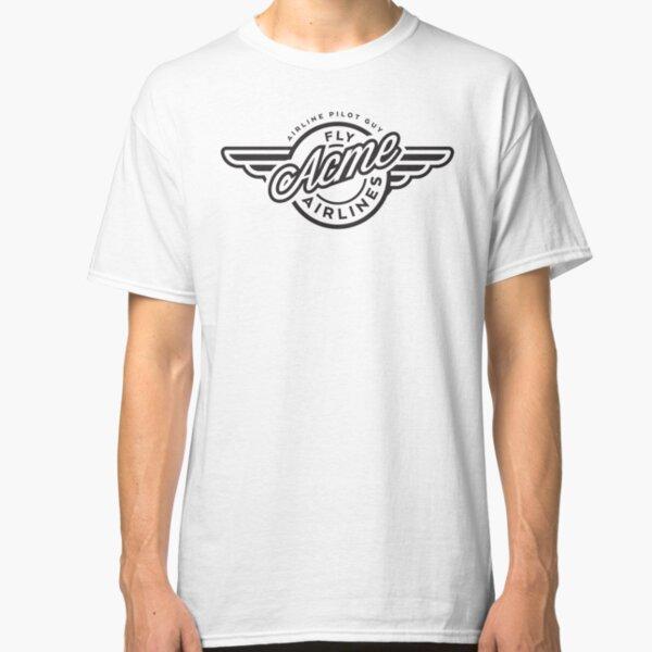 Airline Pilot Guy Show Classic T-Shirt