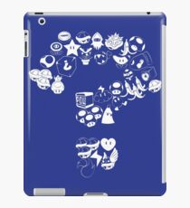 Item Block iPad Case/Skin