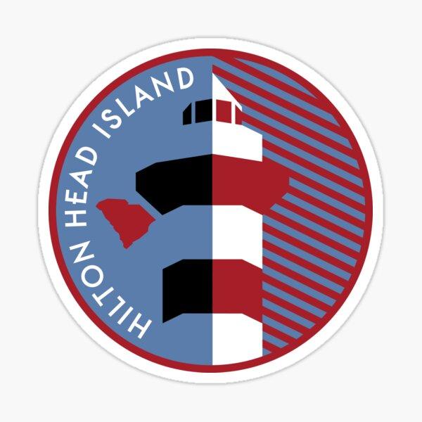 Hilton Head Island graphic! Sticker