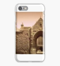 A school circa 1910 iPhone Case/Skin