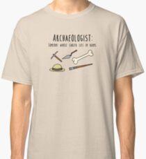 Archaelogy Classic T-Shirt