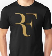 roger federer the champion Unisex T-Shirt