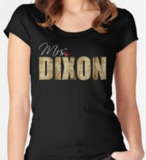 Mrs Dixon Women's Fitted Scoop T-Shirt