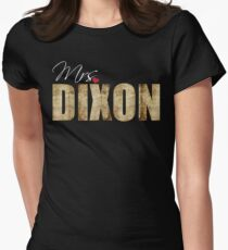 Mrs Dixon Womens Fitted T-Shirt