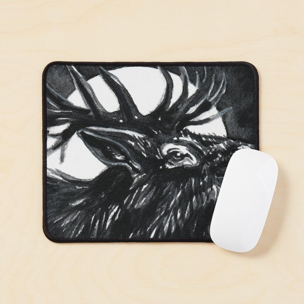 Wapiti Mouse Pad