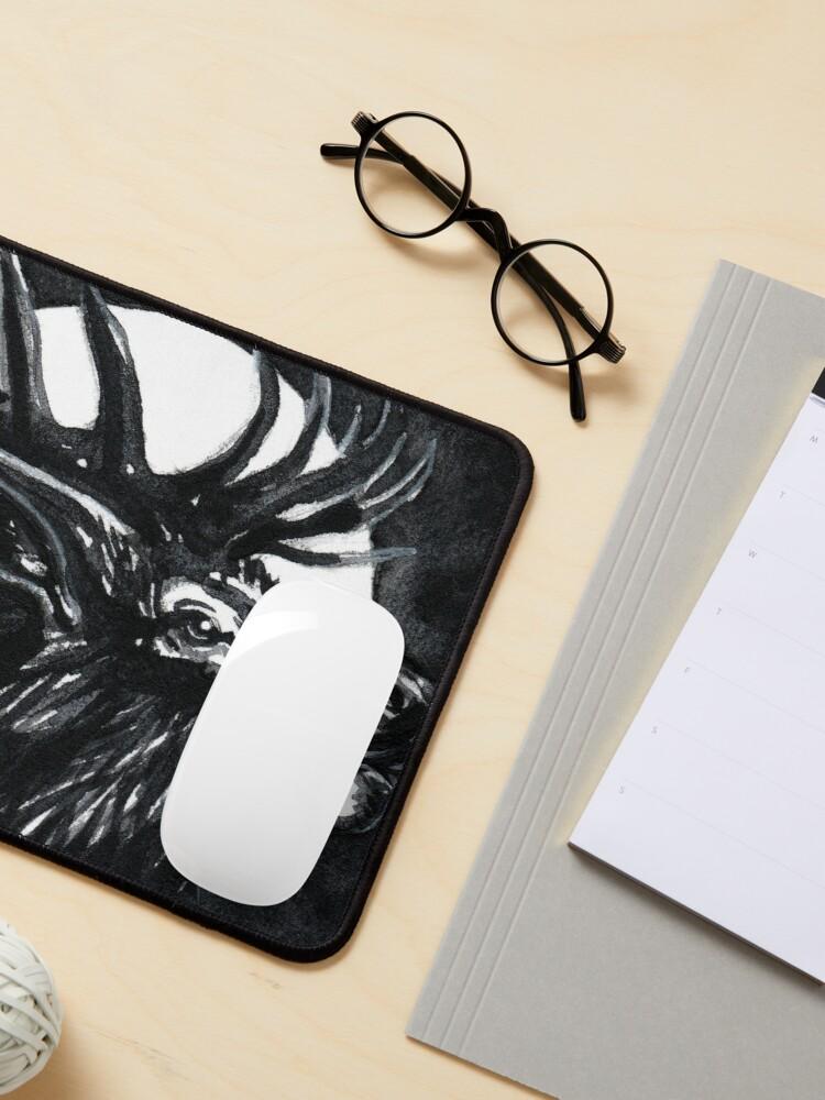 Alternate view of Wapiti Mouse Pad