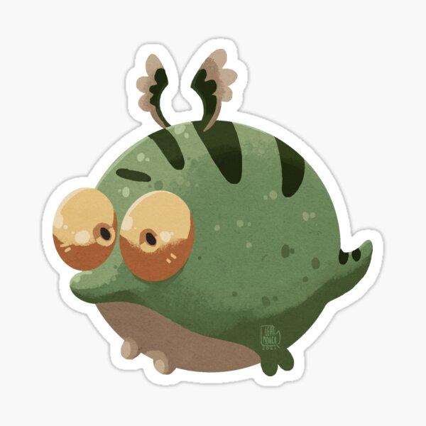 #31 Pudgy Puk Sticker