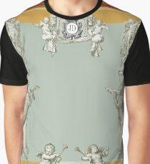 Equestrian Baroque Graphic T-Shirt