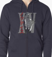 Noctis the Fifteenth Zipped Hoodie