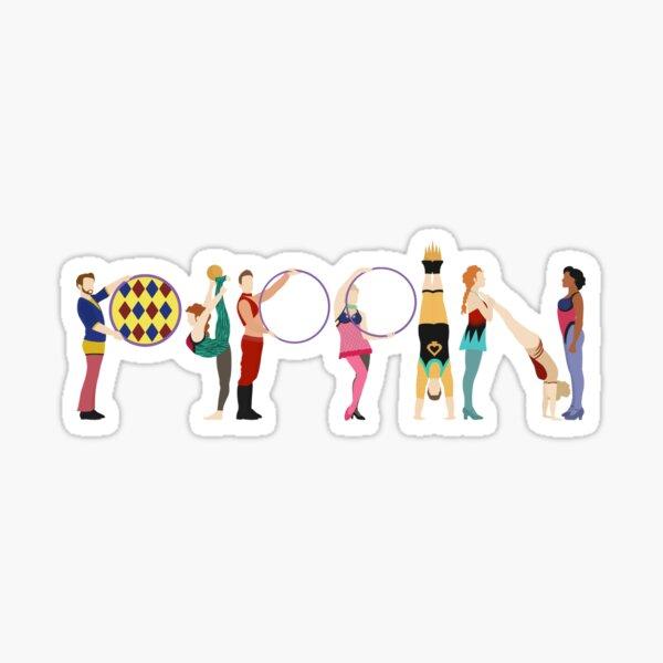 Pippin Sticker