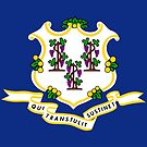 Connecticut State Flag Products by Mark Podger