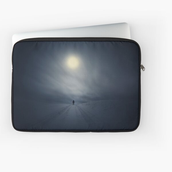 When dreams carry me past this life. Laptop Sleeve
