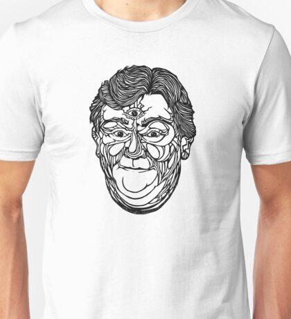 """John Candy"" (Hollywooden) T-Shirt"
