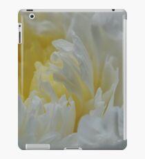 Whipped Cream Flower iPad Case/Skin