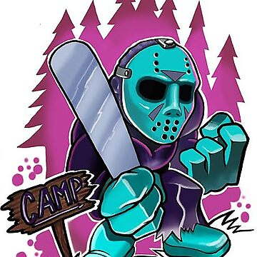 Camp Killer by cbakertattoos
