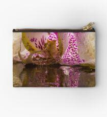 Rainy Orchid Studio Pouch