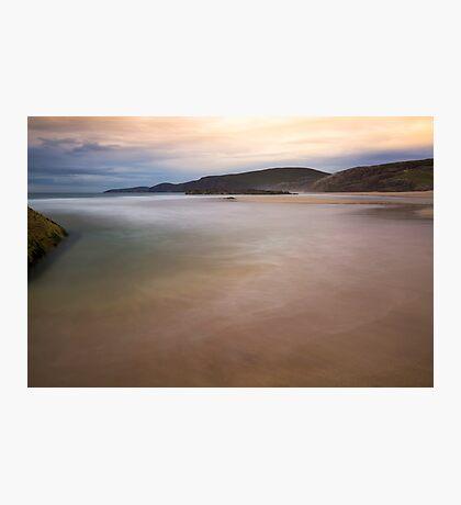 Sandwood Bay Dreamy Waters Photographic Print