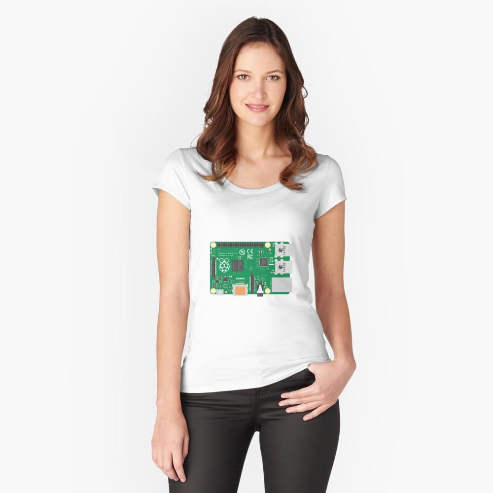 """Raspberry Pi 3 Board"" T-shirt By Juliosantos712"
