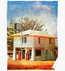 The original Lucille's Roadhouse Poster