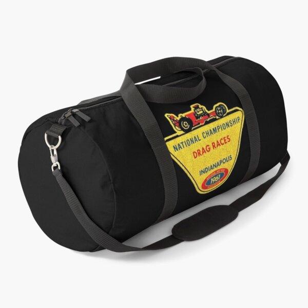 Drag Racing Indianapolis 1961 Duffle Bag