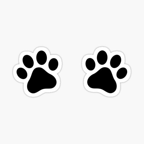 Pet Paws Sticker