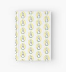 Pinguin. Winter. Weihnachten.  Hardcover Journal