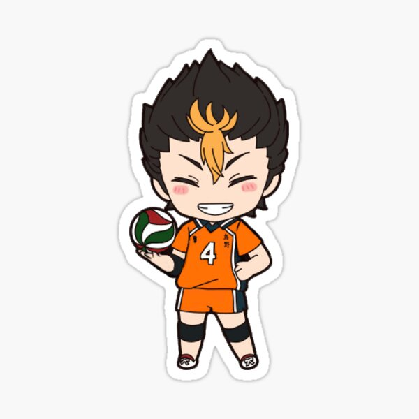 chb noya Sticker