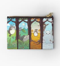 Spirit of the Seasons Studio Pouch