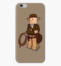 Lego Indiana Jones Harrison Ford Adventure Treasure iPhone Case