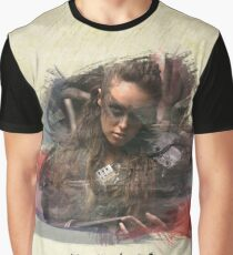Lexa - The 100 -1 Graphic T-Shirt