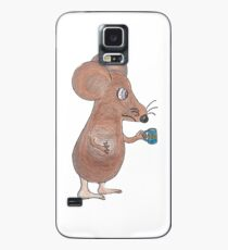 Mouse Don't Care Case/Skin for Samsung Galaxy