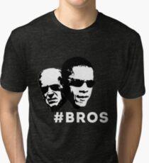 Barrack Obama & Joe Biden Bros Tri-blend T-Shirt