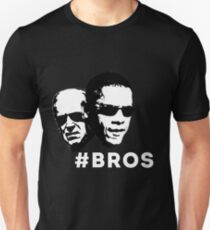 Barrack Obama & Joe Biden Bros Unisex T-Shirt