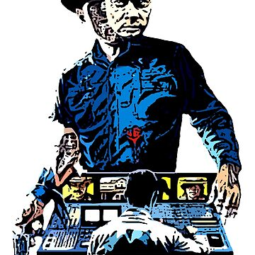 Gunslinger by fistfulofetc