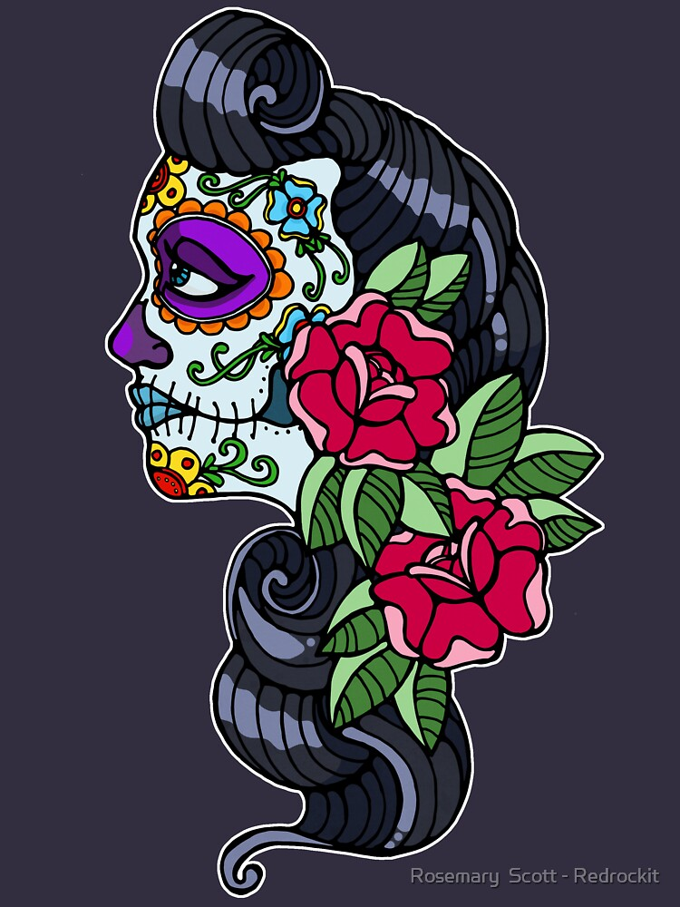 Day of The Dead by redrockit