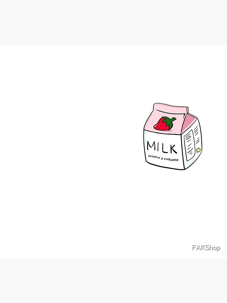 Erdbeermilch von FAKShop