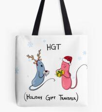 Holiday Bacteria HGT Tote Bag