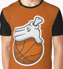 Dribble the Ball Graphic T-Shirt