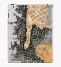 Leaning saturated iPad Case/Skin