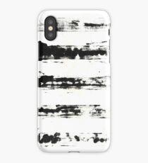 Plaster Printmaking  iPhone Case/Skin