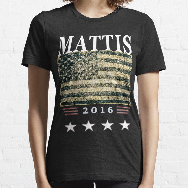 General James Mad Dog Mattis Secretary of Defense Essential T-Shirt