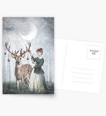 Deercorate Postcards