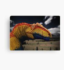 Carcharodontosaurus Canvas Print