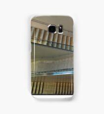 Upstairs downstairs Samsung Galaxy Case/Skin
