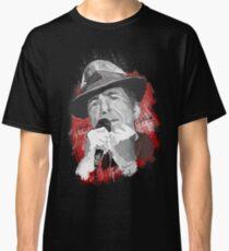 Halleluja - Leonard Cohen Classic T-Shirt