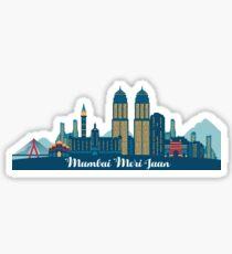 Mumbai Meri Jaan Sticker