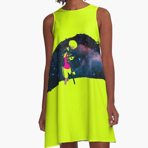 """""""Sci-High"""" A-Line Dress"""