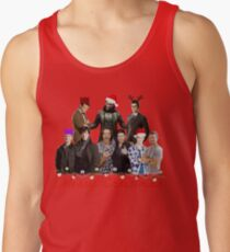 Fandom Christmas Tank Top