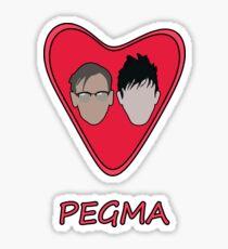 Gotham, Nygma, penguin, Love Sticker